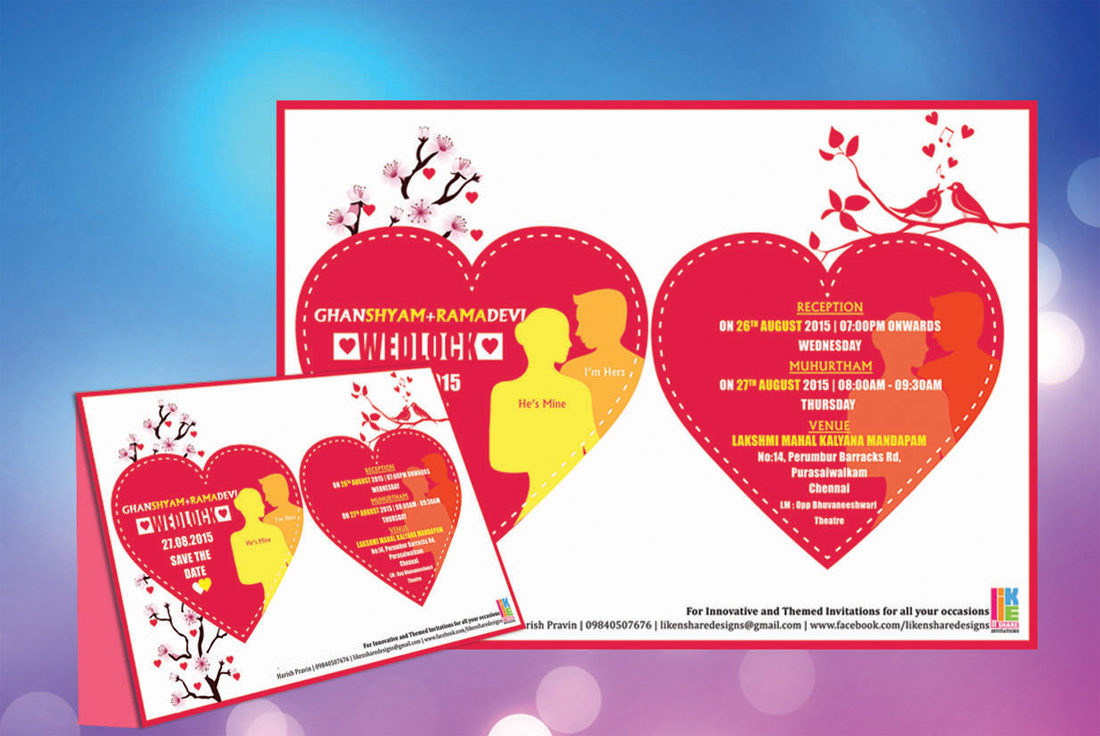Wedding Invitations In Chennai: Wedding Invitations In Anna